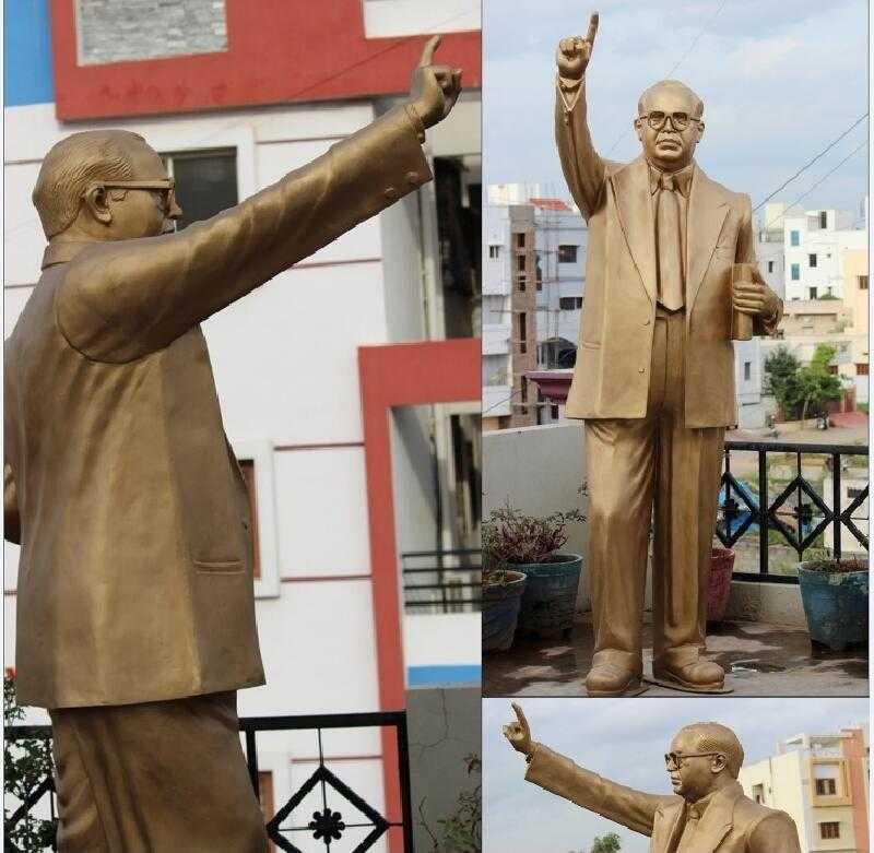 Dr.B.R. Babasaheb ambedkar statue