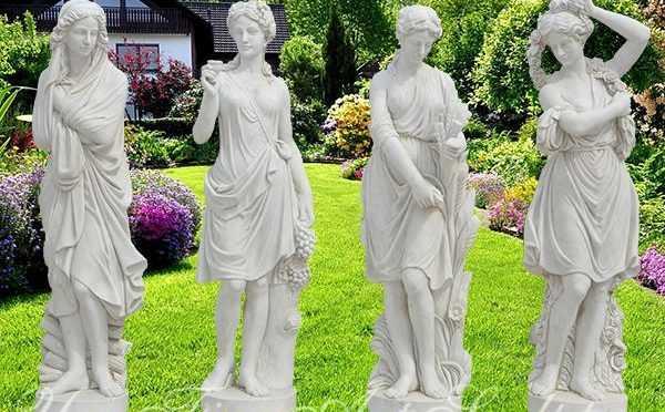 Garden Four Season Statues