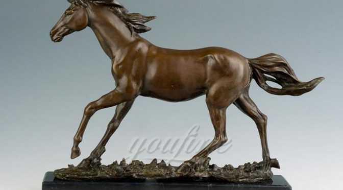High Quality Bronze Horse Statue For Garden