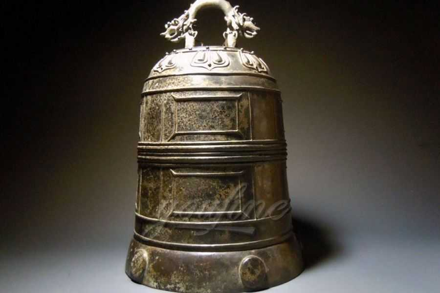 Large Bronze Church Bell