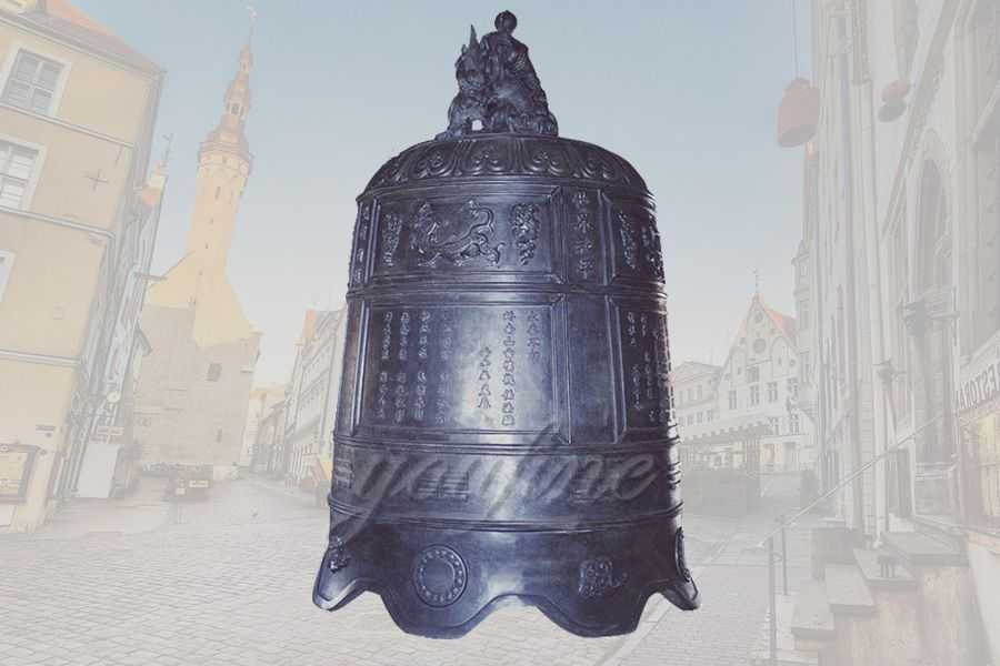 High Quality Metal Craft Bronze Bell
