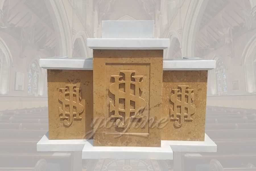 Custom Beautiful Designs Church Marble Pulpits for Sale