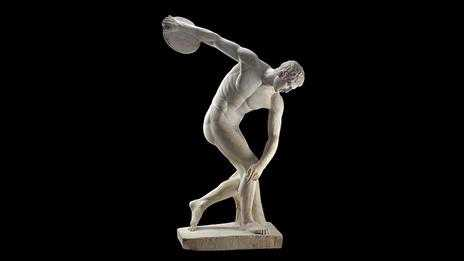 "The Comprehensive Information about the Famous Sculpture ""Discus throwers"""