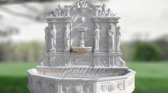 Glorious Garden Marble Cherubs Wall Fountain Price
