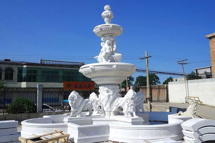 Marble Water Fountain Sale Stone Fountain By You