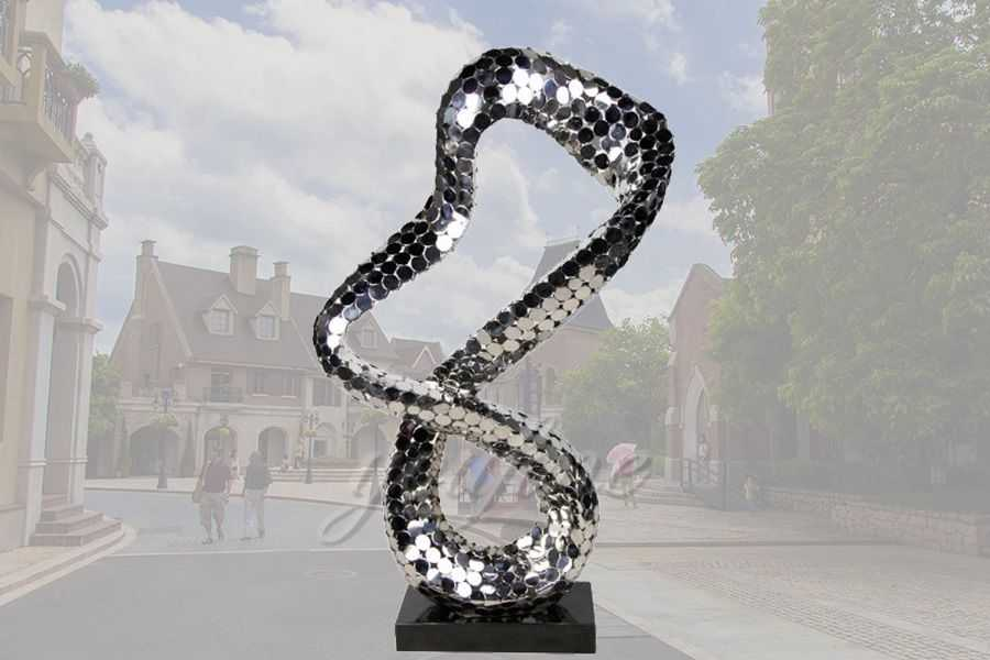 Large Outdoor Stainless Steel Sculpture Direct