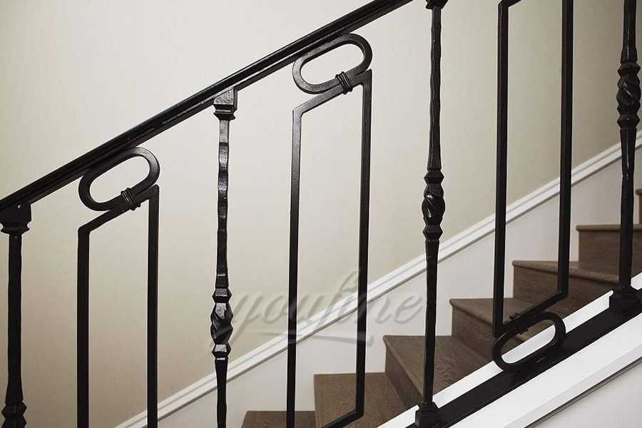 Outdoor Metal Wrought Iron Stair Railings You Fine Sculpture