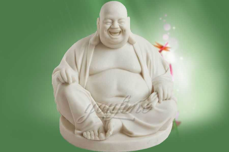 Popular Life Size Laughing Happy Maitreya Buddha Statue