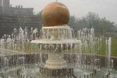 floating sphere fountain for sale