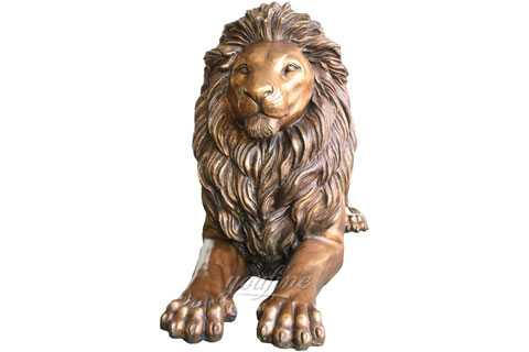 lion statue for outside