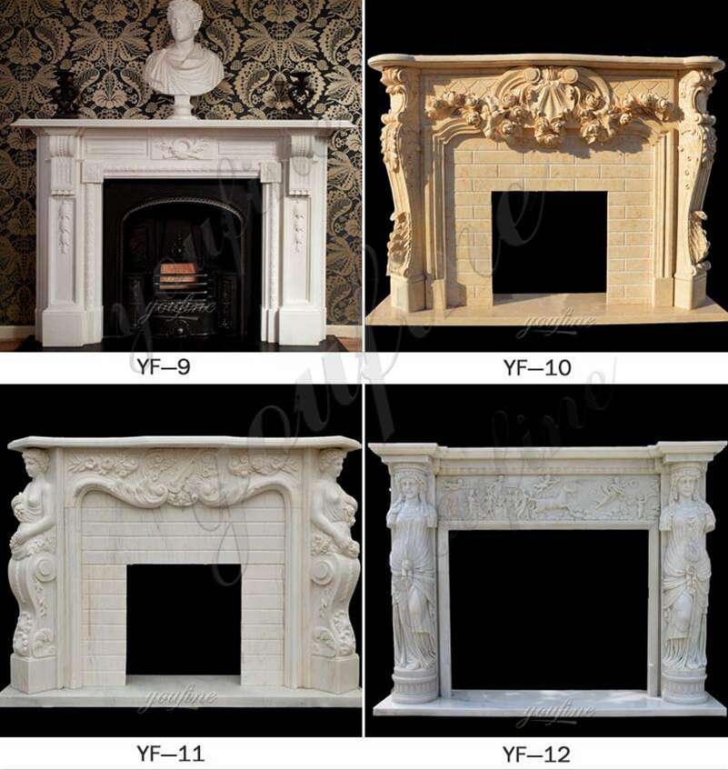 marble fireplace mantels for sale craigslist