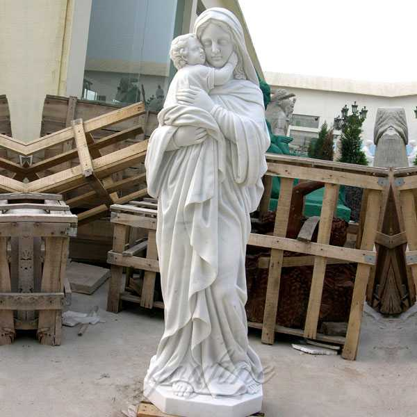 our lady of virgin mary religious statue for sale
