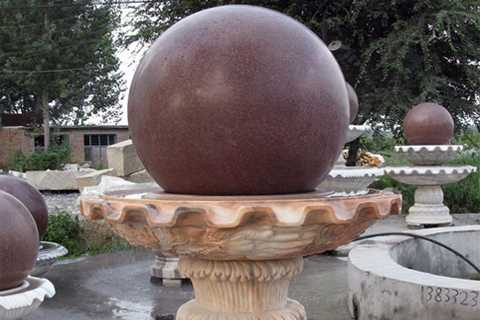 rolling ball fountain for sale