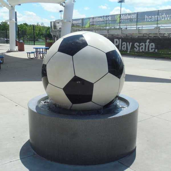 rotating ball water feature for sale