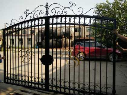 Iron Gate for Norway Customer