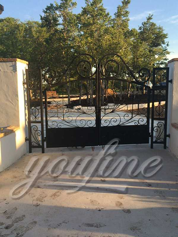 Decorative Gates For Outdoors