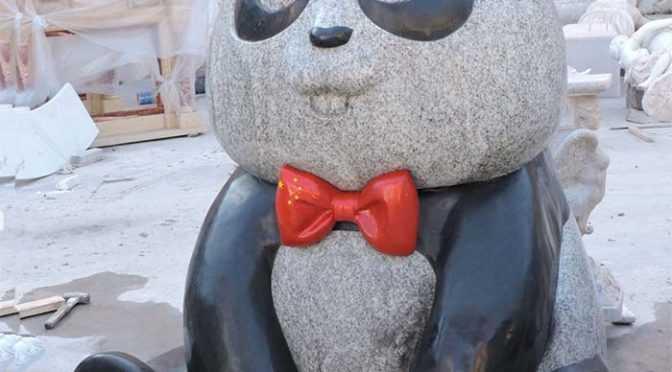Customized life size Granita panda