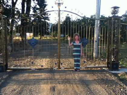 Iron Gate for Australia Customer