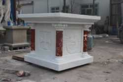 Marble Altar for America Customer