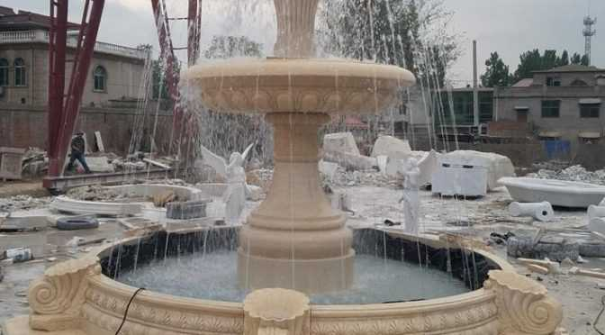 How to Maintain the Marble Water Fountain