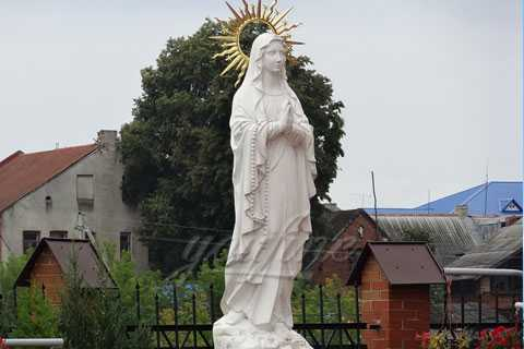 Outdoor Blessed Virgin Mary Statue from Chinese Supplier CHS-38