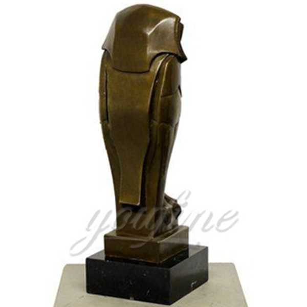 BOK-187 bronze-owl-statue-1