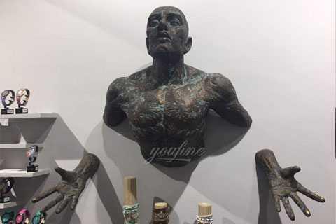 Bronze Matteo Pugliese Sculpture for sale
