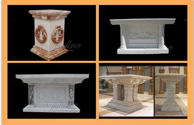 CHS-26 Marble Pulpit for Church for sale