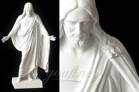 Western Christian Humane Life Size Marble Jesus Statues