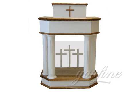 Decorations Custom Marble Pulpit Used Church CHS-25