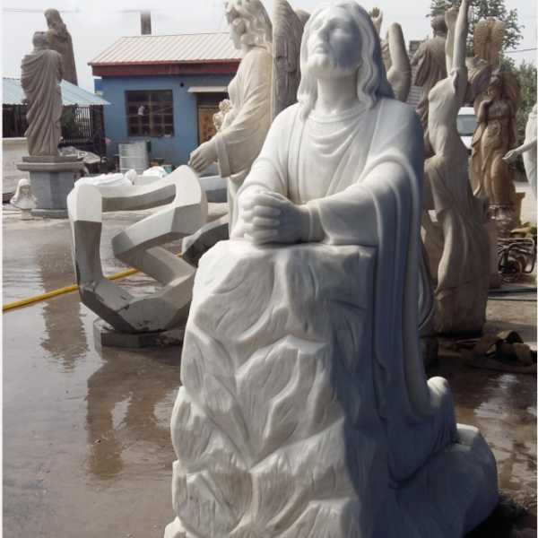 Marble Jesus Statue for Australian Church