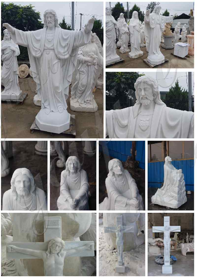 The Lord Marble Jesus Statue for Sale
