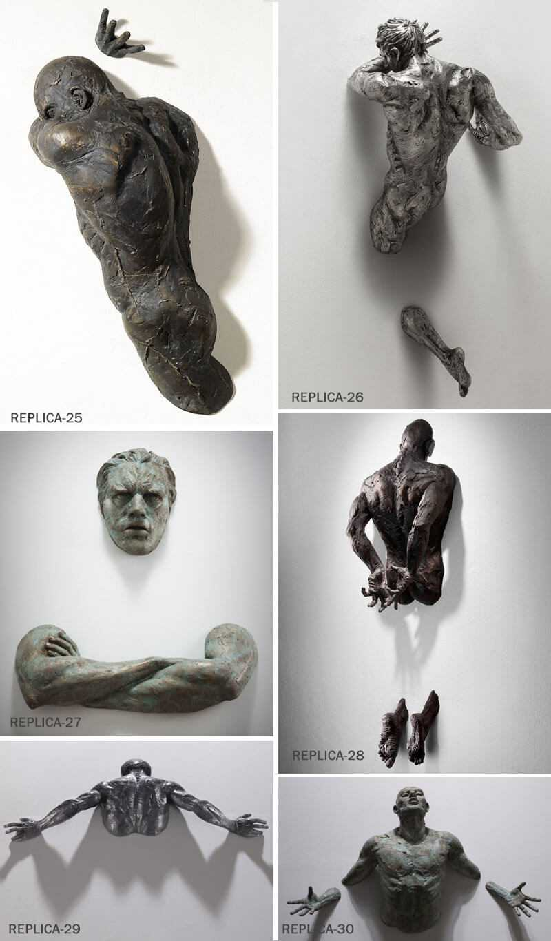 amazing sculptures by matteo pugliese