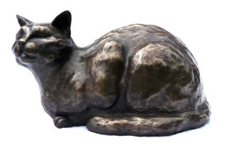 bronze cat for sale