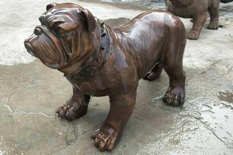 life-size-garden-bronze-bulldog-statue-sculpture