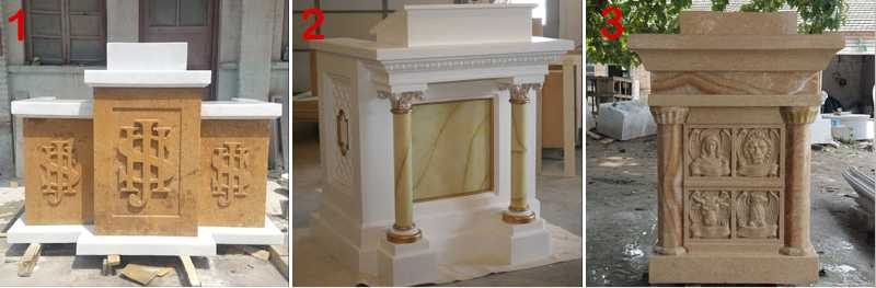 marble pulpit for sale