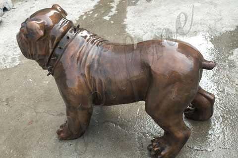 outdoor-bronze-life-size-bull-dog-sculpture