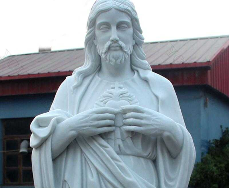 sacred heart jesus statues for sale