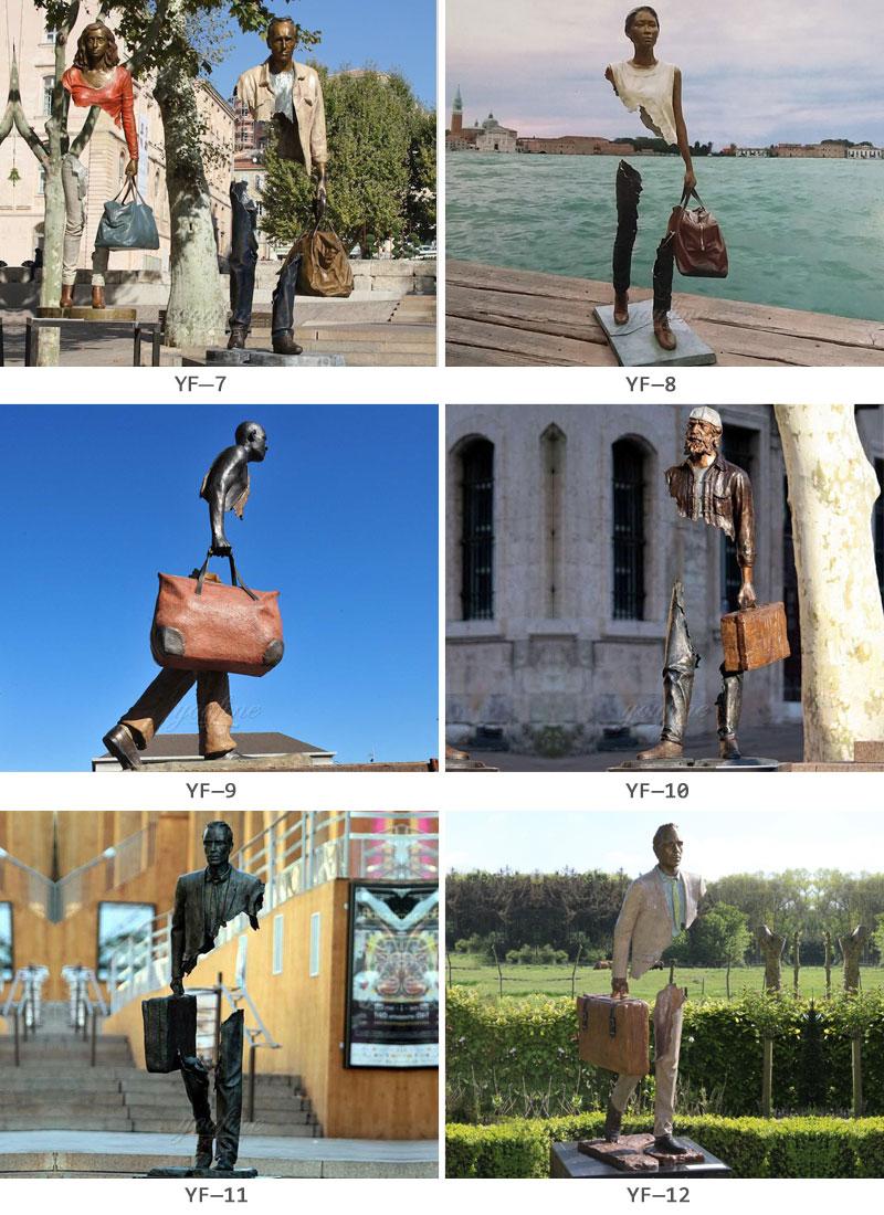 Bruno Catalano Statues