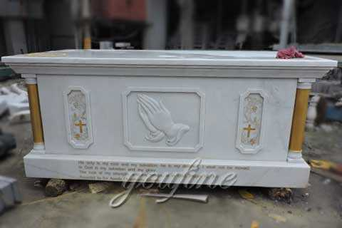 How to Build a Marble Catholic Church Altar Table for Sales
