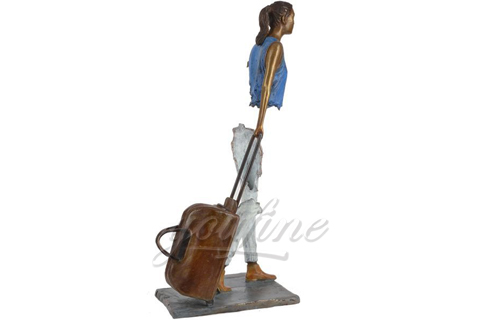 Famous Bruno Catalano Abstract Bronze Statues for Garden