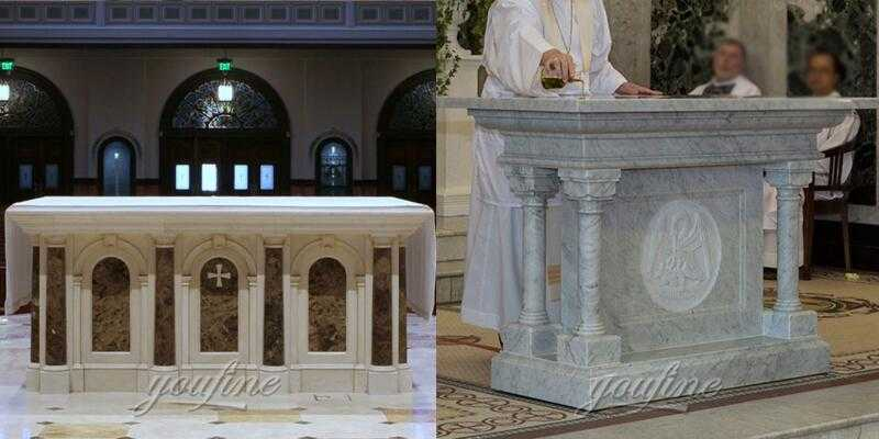 home marble altar for sale