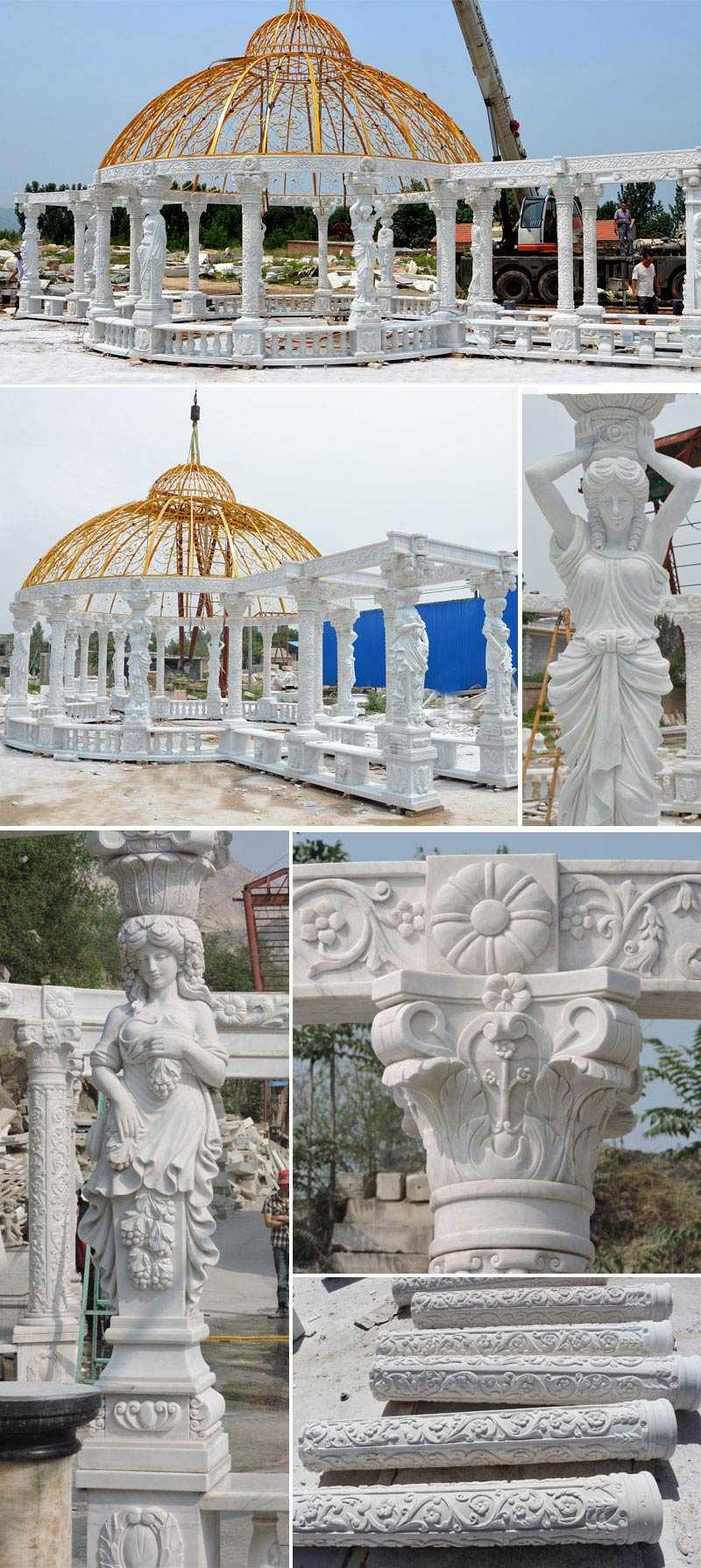 large-luxury-outdoor-custom-white-marble-gazebo-designs-for-sales