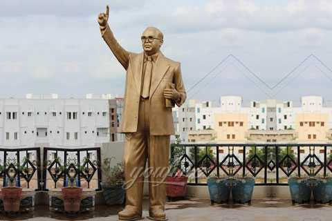 Dr.B.R. Babasaheb ambedkar statue for Bombay University