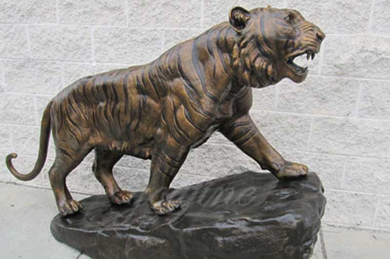 Garden-decoration-bronze-animal-craft-metal-tiger-statue