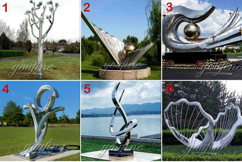 contemporary outdoor sculptures for sales