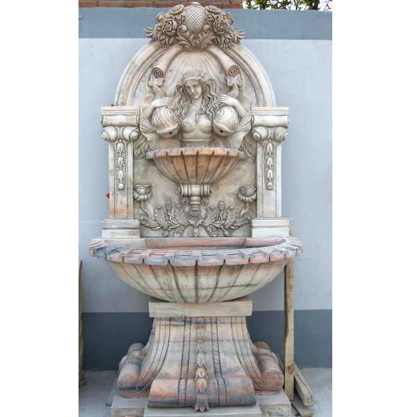 antique marble wall fountains for sale