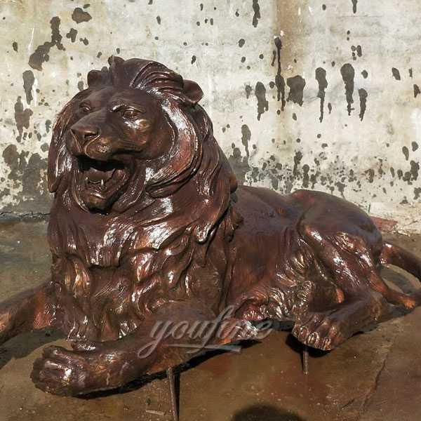 outdoor lion sstatue for sale