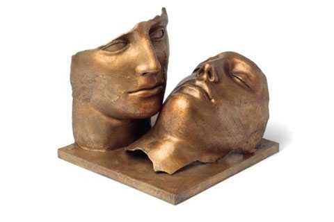 Outdoor Classical Famous Igor Mitoraj bronze sculpture for sale BOKK-565