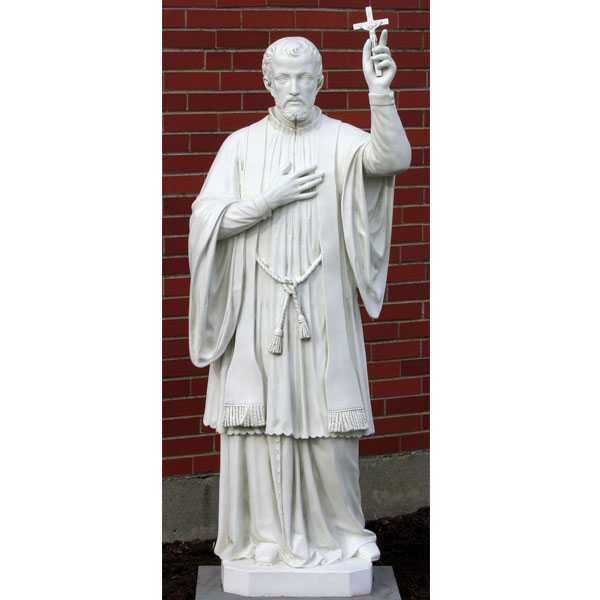 150cm catholic saint statue of st Francis Xavier